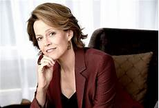 sigourney weaver on an in science fiction