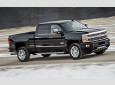 2016 Chevrolet Silverado 2500HD High Country Diesel Test