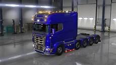 american truck simulator mod scania