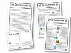 Vier Jahreszeiten Malvorlagen Quest Unterrichtsmaterial 220 Bungsbl 228 Tter F 252 R Die Grundschule