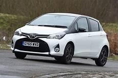 Toyota Yaris Design Bi Tone 2016 Review Auto Express