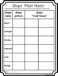 shapes attributes worksheets 1035 shapes defining attributes by emily hutchison teachers pay teachers