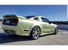 2005 ford mustang saleen for sale classiccars cc