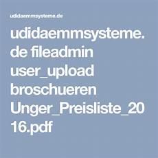 udidaemmsysteme de fileadmin user upload broschueren unger