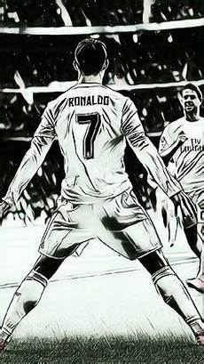 Fussball Ausmalbilder Ronaldo Cristiano Ronaldo Real Madrid Player Cr7 Ronaldo
