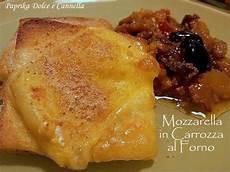 mozzarella in carrozza al forno senza uova mozzarella in carrozza al forno paprika dolce e cannella
