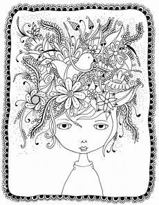 coloring pages of peoples hair 17841 hair3 jpg 2352 215 3044 bee coloring pages coloring pages coloring sheets