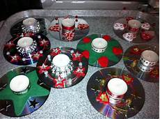 bougies sur cd pinteres