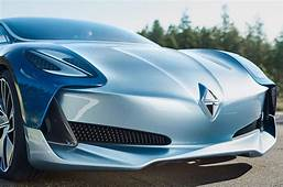 Borgward Isabella Unveiled As All Electric Four Door