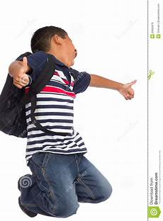 child happy because is back to school time royalty free stock image image 20655976