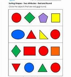 sorting objects by attributes worksheets 7746 grade geometry worksheets a wellspring