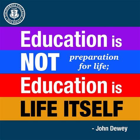 John Dewey Motivation