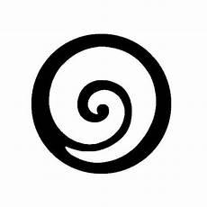Koru A Symbol Of Maori Mimicking The Fiddlehead Of