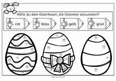 Malvorlagen Grundschule Ostern Ostereier Anmalen Farben Richtung Ostern Grundschule