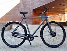 the vanmoof electrified is a smart stylish and stealthy