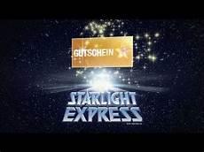 Starlight Express Gutschein - starlight express weihnachts tv spot 2013