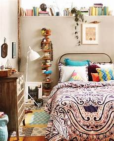 vintage artsy bedroom this is a comfortable bedroom decorated in a