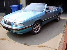 Chrysler Le Baron Cabriolet Pictures Photos Information