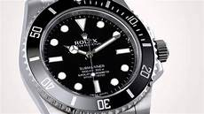 rolex submariner no date with ceramic bezel at baselworld