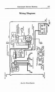 1929 chrysler model wiring diagram 1925 chevrolet repair manual superior model series k