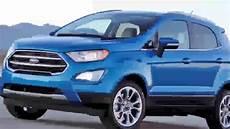 Amazing 2018 Ford Ecosport Titanium Review
