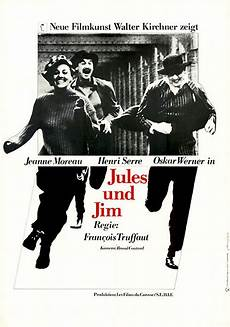 jules und jim filmplakat jules und jim 1962 plakat 3 3