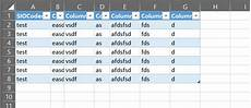 populate an excel table with a one dimensional array using vba stack overflow