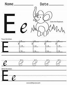 letter e worksheets preschool 23268 e free handwriting worksheet print jpg 2 366 215 2 988 pixels