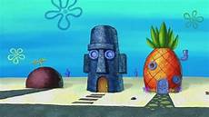 10 Tempat Di Bottom Yang Paling Terkenal Spongebob