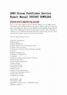 small engine repair manuals free download 2003 infiniti g35 seat position control 2003 nissan pathfinder service repair manual instant download