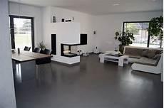 Fantastisch Bodenbelag Wohnzimmer Beispiele Fliesen Creme