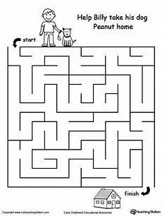motor skills maze worksheets 20676 early childhood math worksheets mazes for mazes for printable maze worksheet