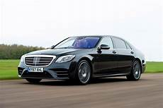 New Mercedes S Class 2017 Facelift Review Auto Express