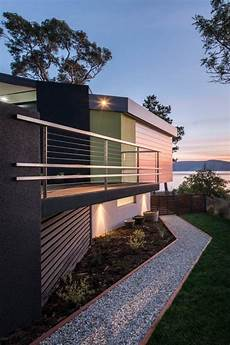 le terrasse exterieur garde corps ext 233 rieur sur le balcon designs et mat 233 riaux