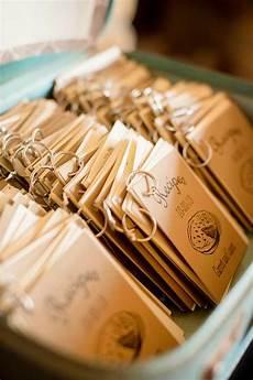 Unique Ideas For Wedding Favours