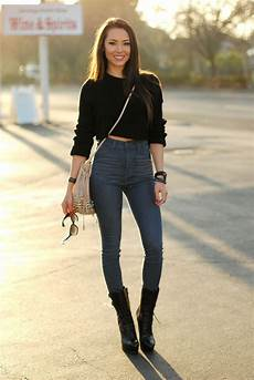 high waist jeans auf rechnung are high waisted the best style fashion tag