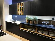 Kitchen Cabinet Interiors New Trends And Innovations From The Livingkitchen 2017 Fair