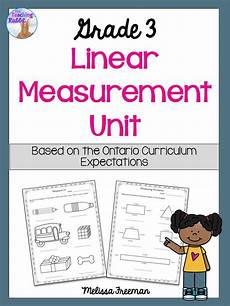 linear measurement worksheets for grade 4 1803 linear measurement unit grade 3 math activities elementary ontario curriculum