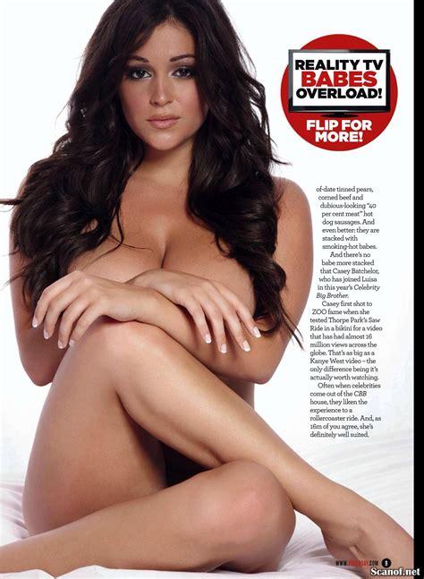 Casey Batchelor Topless