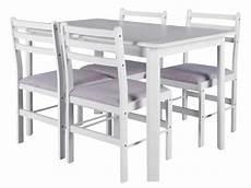 ensemble table 4 chaises de cuisine wallas vente de