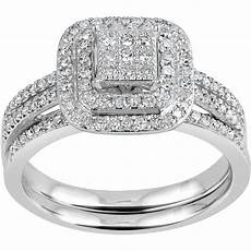 52 walmart jewelry wedding sets sterling silver wedding engagement ring with cubic