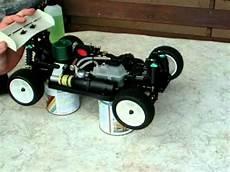 ansmann reaper rc verbrenner motor einlaufen lassen