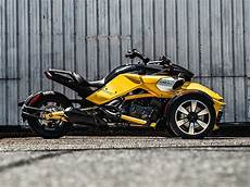 2018 Updates To The Can Am Spyder Lineup Rider Magazine