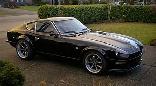IceHound Z  240z Designed Restored And Modified By