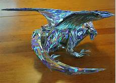stunning sculptures made from discarded cd amazing make out of cd shards discerys targaryen