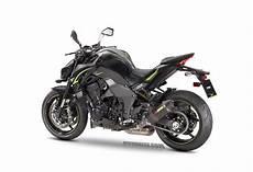 Kawasaki Z1000 R Performance 2017 Fiche Technique