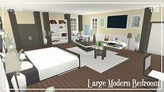 Bedroom Ideas Bloxburg by Roblox Bloxburg Large Modern Bedroom 44k