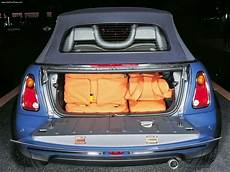 mini cooper convertible picture 91 of 116 boot trunk