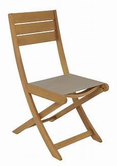 carrefour chaise pliante de jardin melo gd69377 bois