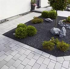 Steingarten Gartenideen Gartentipps Moderner Garten